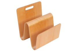 Image of Wood Magazine Racks
