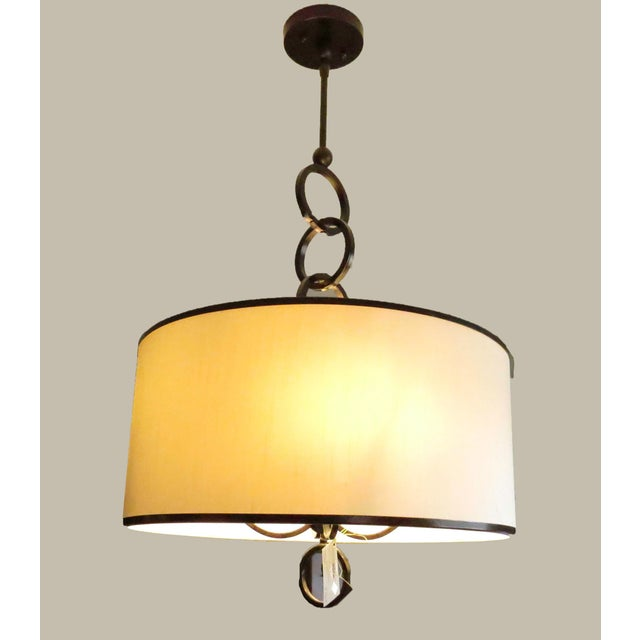 Currey & Company Currey and Company Brownlow Pendant Light For Sale - Image 4 of 4