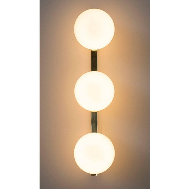 Cresta Sconces / Flush Mounts by Fabio Ltd (4 Available) For Sale In Palm Springs - Image 6 of 11