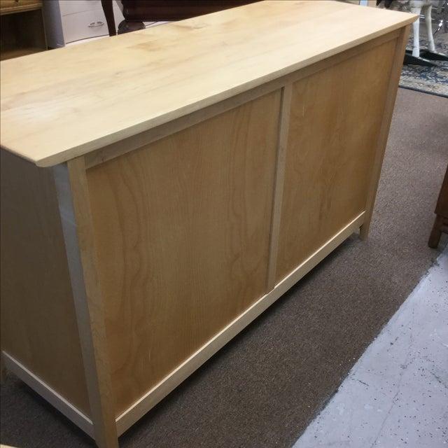 Copeland Cherry & Maple Wood Dresser - Image 5 of 5