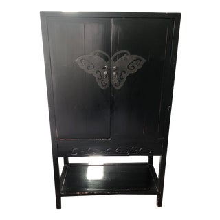 19th Century Chinese Ming Style Cabinet For Sale