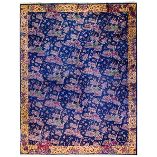 Incredible Early 20th Century Sparta Rug For Sale