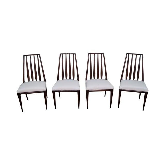 Widdicomb Mid-Century Modern Dining Chairs - 4 - Image 1 of 10