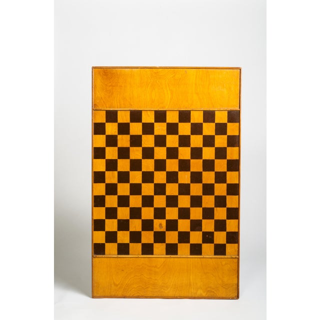 1920s Inlaid Game Board For Sale - Image 4 of 4