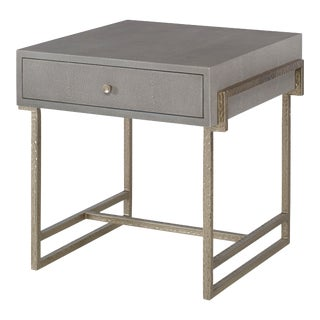 Century Furniture Laurent Chairside Table For Sale