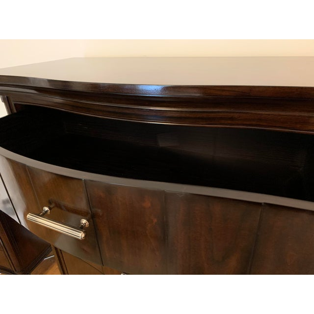 Stanley Furniture Avalon Heights Swingtime Dresser Chest of Drawers For Sale In New York - Image 6 of 7