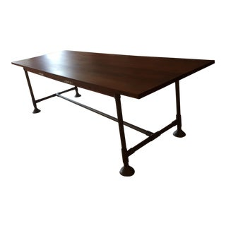 CB2 Hearty Dining Table