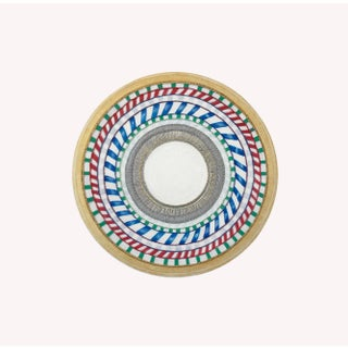 Natasha Mistry Embroidered Circular Oil Painting Preview