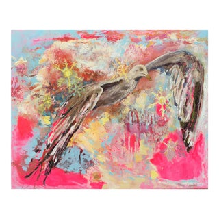 """Spector Contemporary Canvas """"Glorious Flight"""" For Sale"""