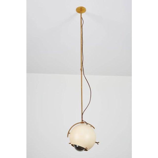 Rare Pendant by Oscar Torlasco for Lumi - Image 2 of 8
