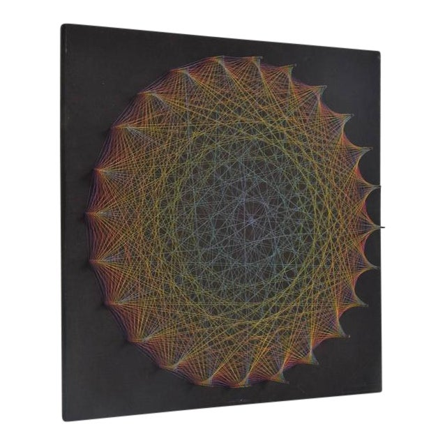 Mid-Century Period Symmography Wall Art For Sale