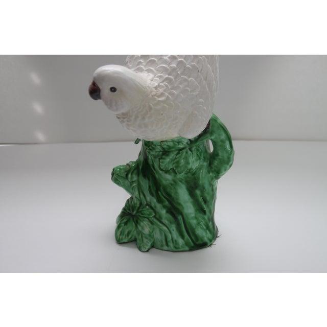 Vintage Cockatoo Statue - Image 8 of 10