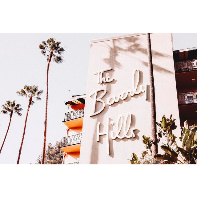 "Contemporary ""The Beverly Hills"" Original Photograph For Sale - Image 3 of 3"