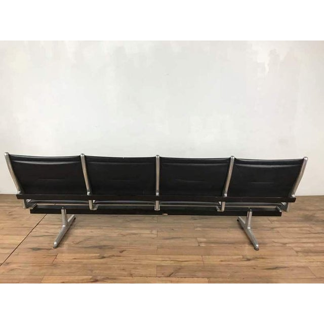 Charles & Ray Eames Tandem Sling Airport Bench - Image 2 of 13