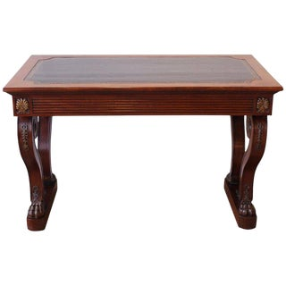 William IV Writing Table in the French Taste For Sale
