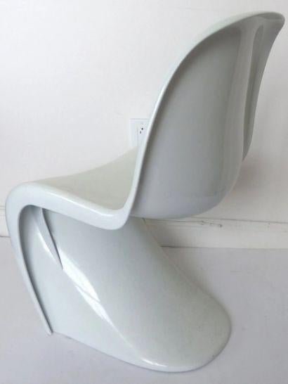 Vintage Verner Panton Style Chairs By Alphaville Design U2014 A Pair   Image 4  Of 7