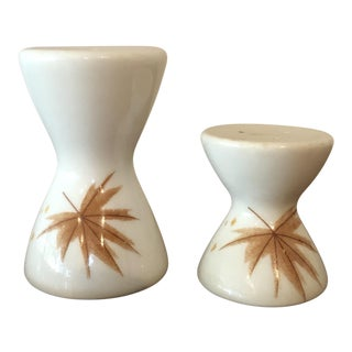 Mid-Century Ben Seibel Harvest Time Salt and Pepper Shakers - a Pair For Sale