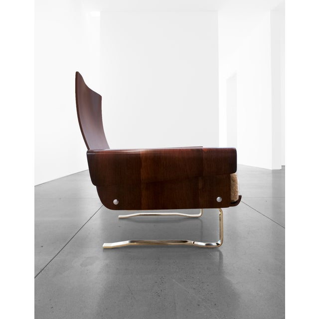 Mid-Century Modern Mid-Century Cantilever Lounge Chair For Sale - Image 3 of 11