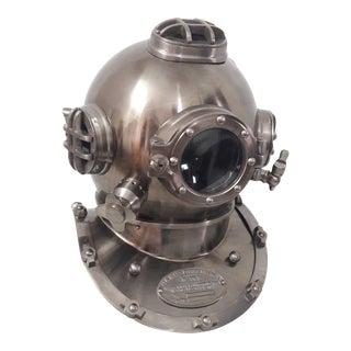 Antique Marine Divers Helmet