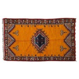 Image of Moroccan Rug- 6'4'' X 3'6'' For Sale