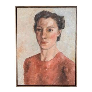 *Portrait of a Woman