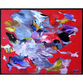Abstract Expressionist Painting For Sale