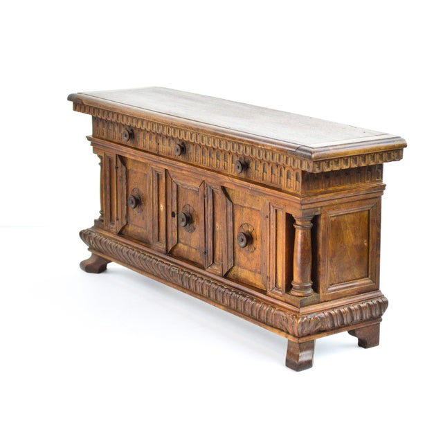 19th Century Antique Miniature Sideboard - Image 4 of 10