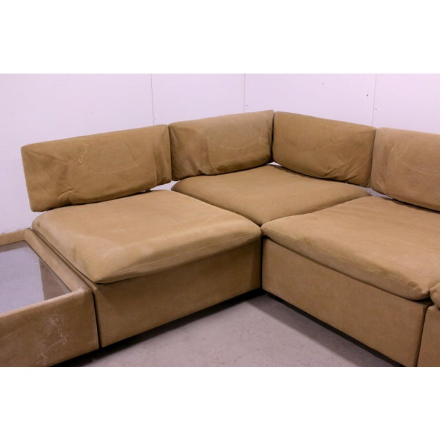 Craft Associates 1970s Adrian Pearsall Modular Sectional Sofa for Craft Associates For Sale - Image 4 of 13