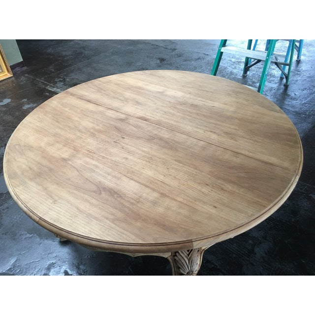 1910s Early 20th Century Antique French Farm Table For Sale - Image 5 of 13