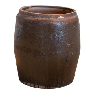 Mid 20th Century Kimchi Pot For Sale