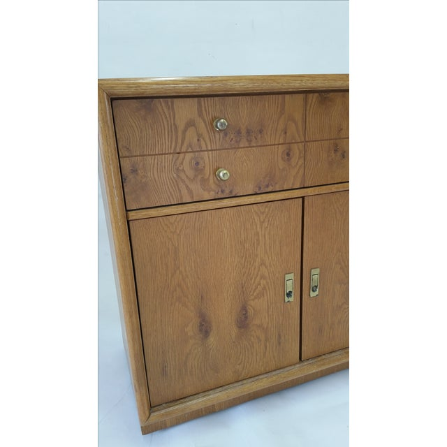 Stanley Mid-Century Rolling Bar - Image 7 of 7