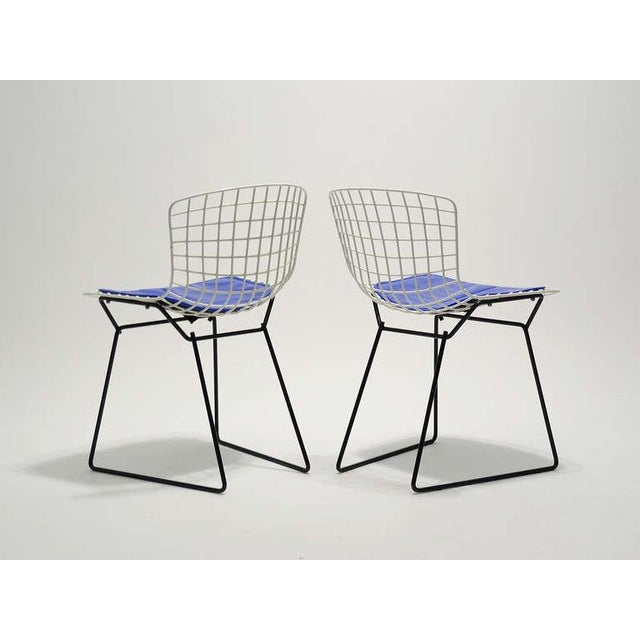 Pair of Bertoia child's chairs by Knoll - Image 3 of 9
