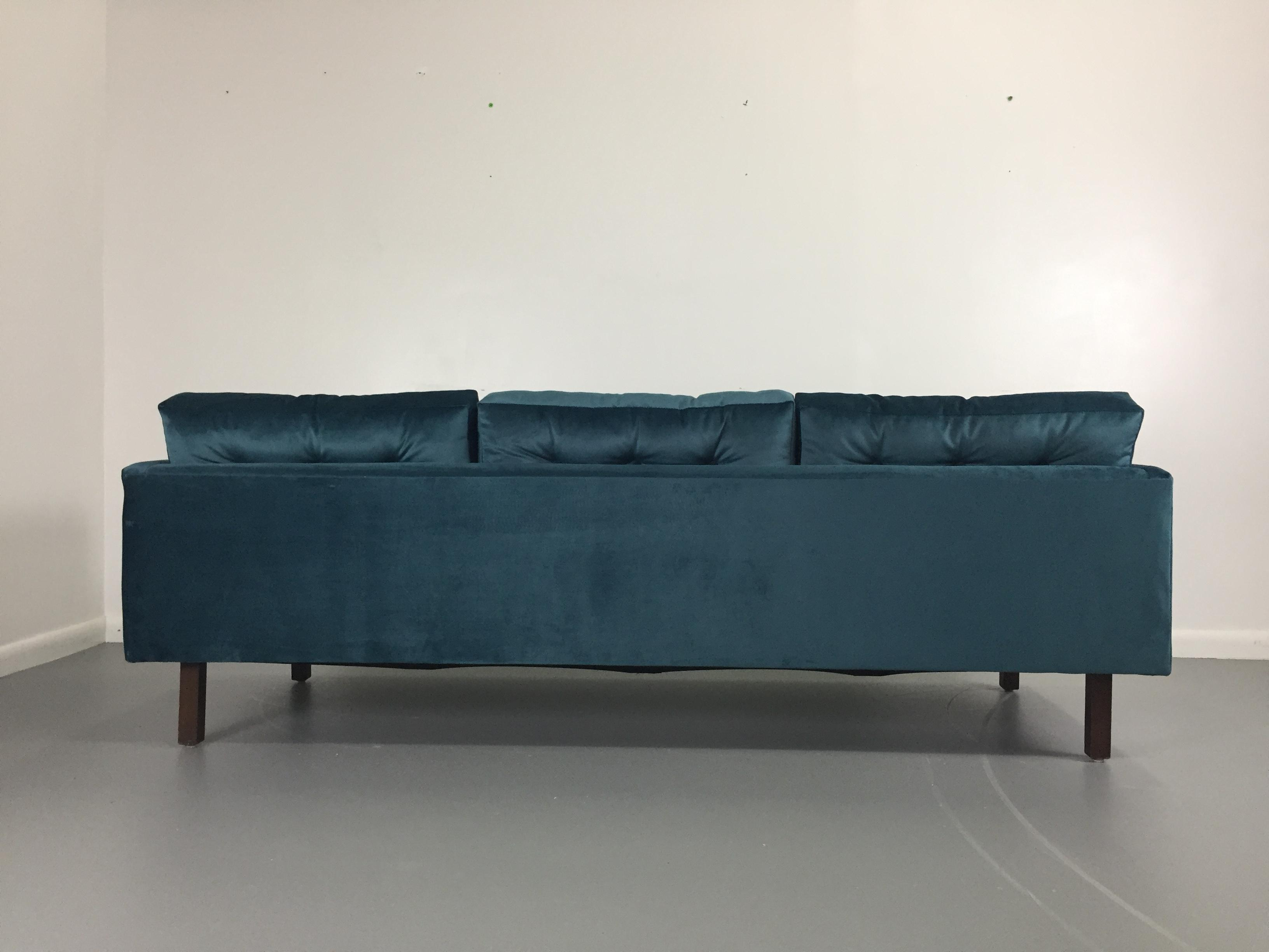 Harvey Probber Tuxedo Sofa For John Stuart   Image 5 Of 7