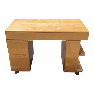 Heywood Wakefield Lime Wood Desk