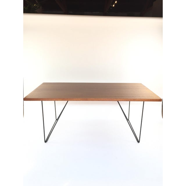 Dining Table Made By Luther Conover Circa 1950 In Sausalito California A Beautiful Example