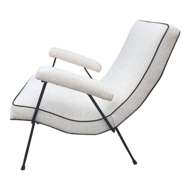 Vintage Adrian Pearsall Lounge Chair For Sale