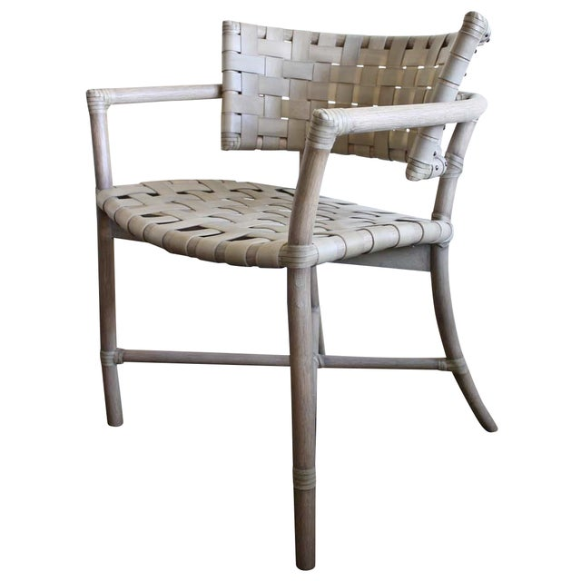 McGuire Steven Volpe Crin Arm Chair - Image 1 of 6