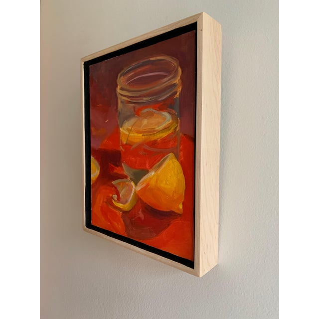 Contemporary Sliced #38 Painting For Sale - Image 3 of 7