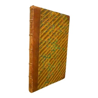"""17th Century French """"Lustra Ludovici , Lewis XIII"""" Book by I. Howell For Sale"""