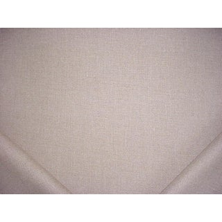Mocern Lee Jofa Threads Ed85116.19 Newport 100% Linen Beige Upholstery Fabric- 12-3/8 Yards For Sale
