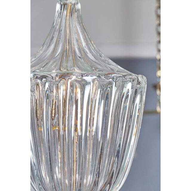 1950s 1950s Murano Glass Lantern by Barovier For Sale - Image 5 of 10
