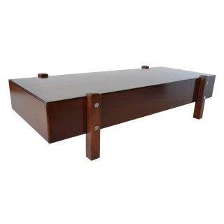 Sergio Rodrigues Eleh Bench Brazilian Mid Century Modern For Sale