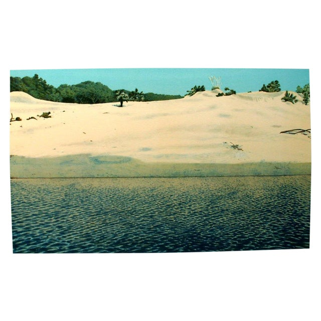 Tidal Pool, Cumberland Island Print For Sale
