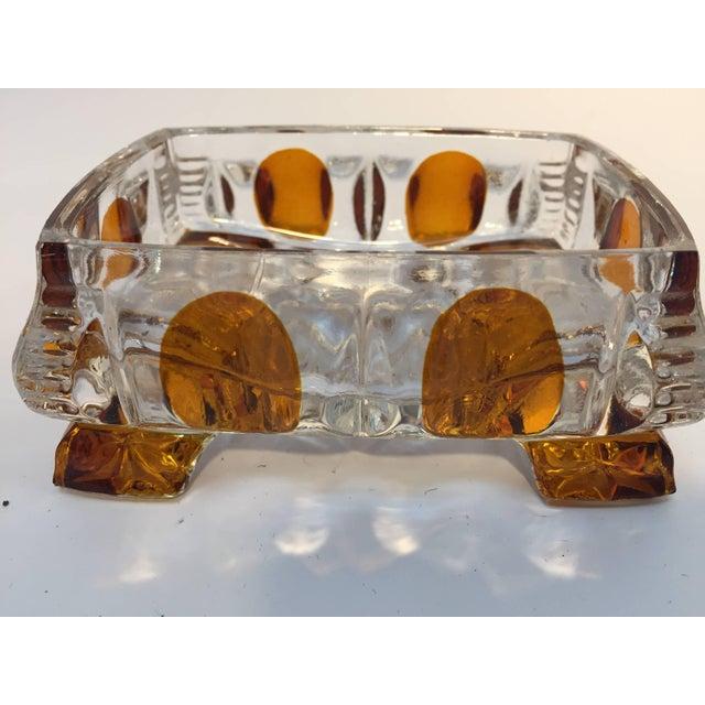 Art Deco Bohemia Karl Palda Crystal Vanity Set, 1930s For Sale In Los Angeles - Image 6 of 10