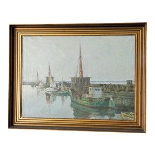 Christian Bogo Boats at Dock For Sale