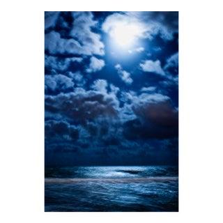 Blue Light Photograph
