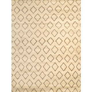 Pasargad Modern Moroccan Rug - 9' X 12' For Sale