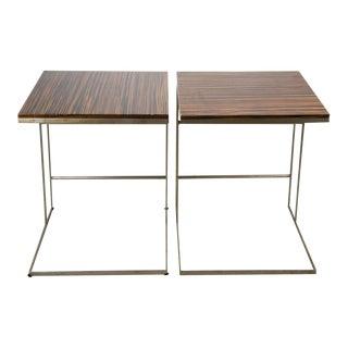 Desiron Lap Tables - A Pair