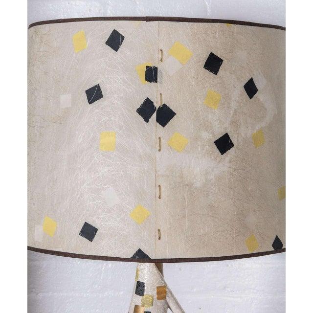 Tye of California Tye of California Ceramic Lamp For Sale - Image 4 of 5