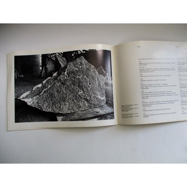 """Eva Sorensen: Sculture / Disegni"" Paperback Book - Image 3 of 9"
